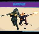 Survivors - Legendary
