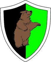 Флаг Империи Медведя
