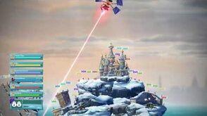 Worms WMD - OMG STRIKE vs