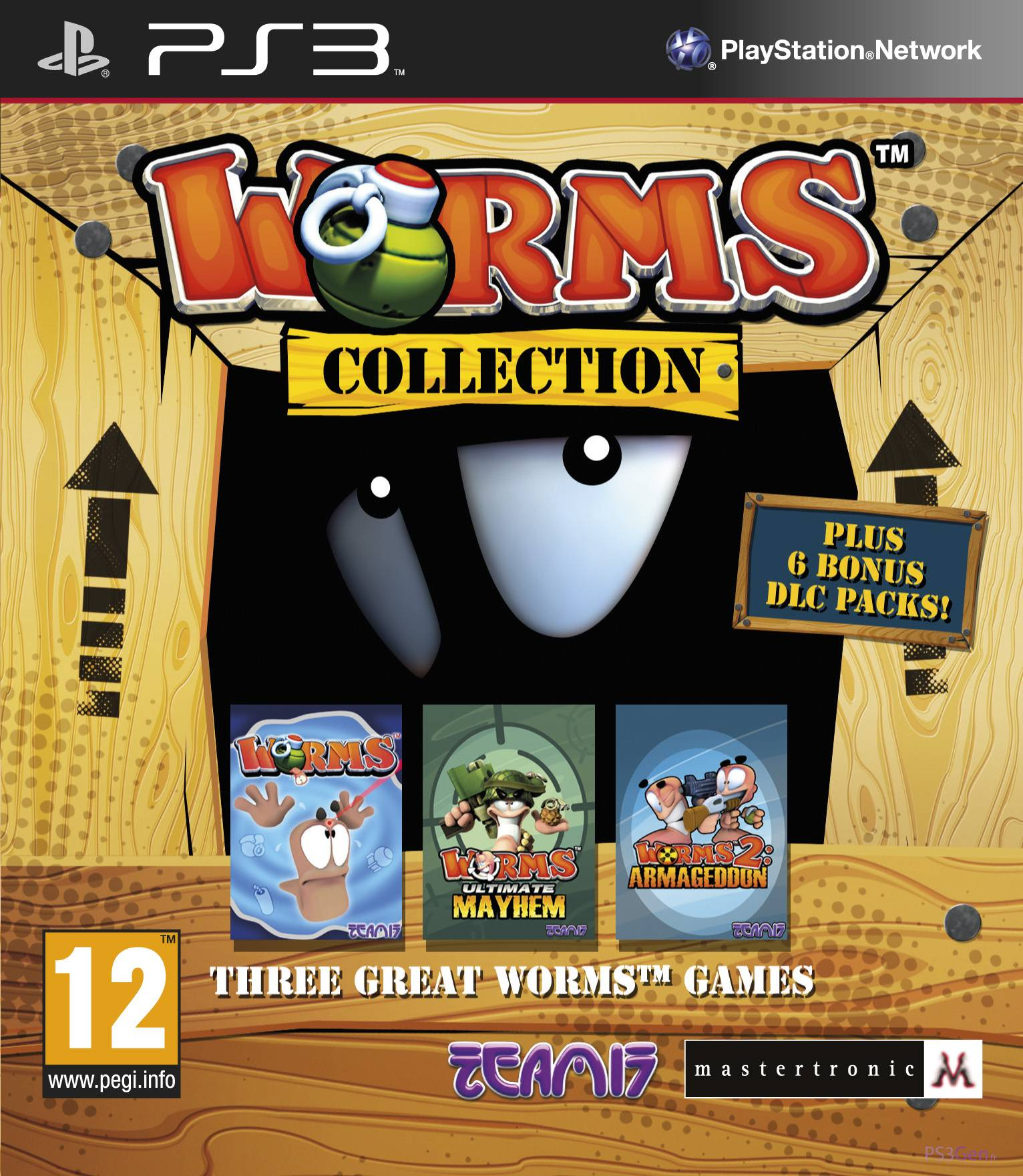 Worms Collection | Worms Wiki | FANDOM powered by Wikia