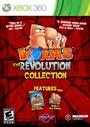 Worms The Revoloution Collection US