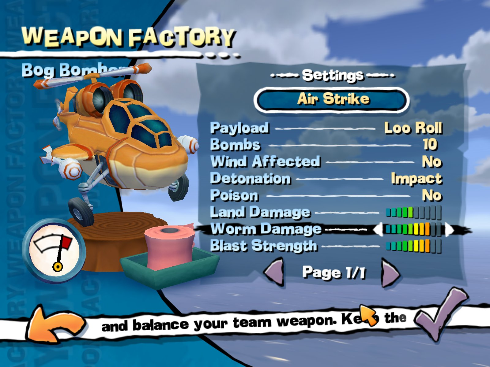 Team weapon worms wiki fandom powered by wikia gumiabroncs Images
