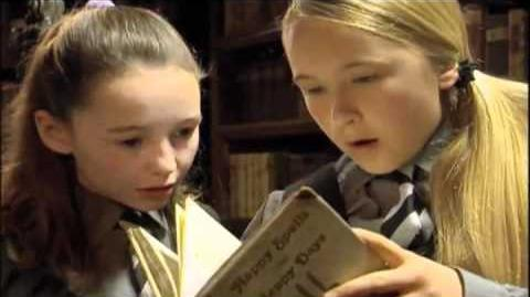 """The Bewitching of Mona Hallow"" Part 1 - The New Worst Witch"