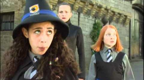 """The Confidence Trick"" Part 3 - The New Worst Witch"