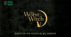 Worst Witch Title Card