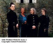 Miss Cackle S Academy For Witches The Worst Witch Wiki Fandom