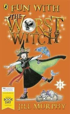 Worst Witch fun book
