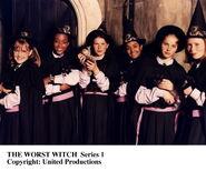 Witch girls