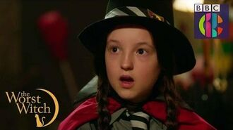 """You're the odd one out here Mildred"" The Worst Witch Episode 10 CBBC"