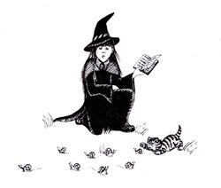 Worst witch book1007