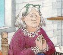 Miss Amelia Cackle