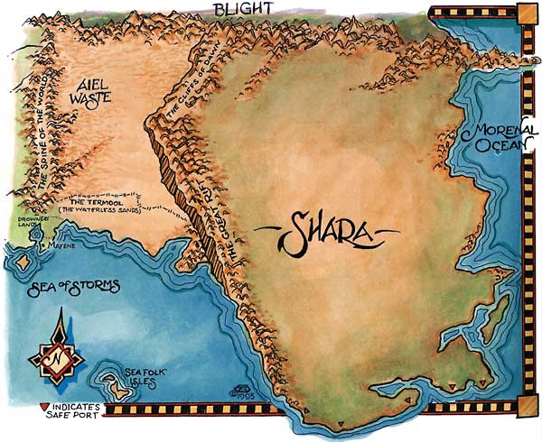 Image - Map-shara.jpg | A Wheel of Time Wiki | FANDOM powered by Wikia