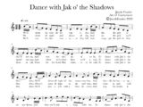 Dance with Jak o' the Shadows