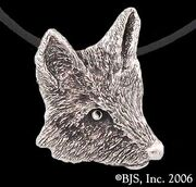 Foxhead medallion