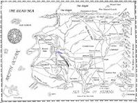 River Tarendrelle map