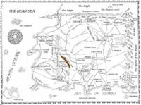 Garen's Wall map
