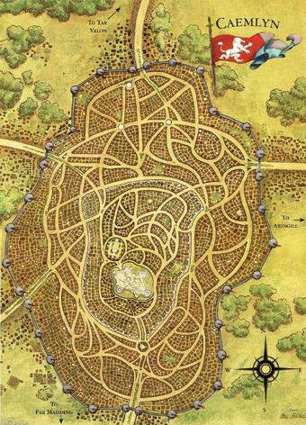 Caemlyn   A Wheel of Time Wiki   Fandom