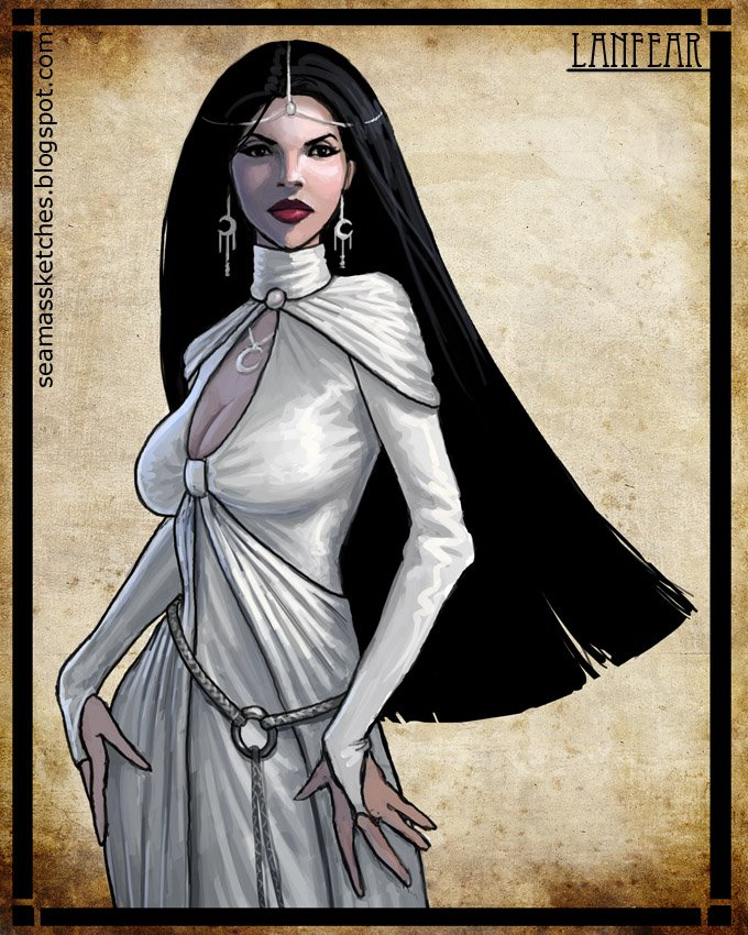 Caraline Damodred - A Wheel of Time Wiki