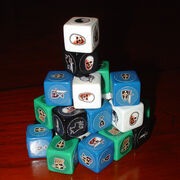 Wheel of Time dice