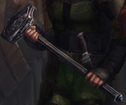Perrins hammer