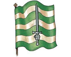 Arad Doman Flag