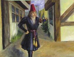 Juilin Sandar