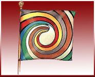 Aes Sedai flag ajah-red