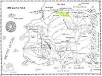 Plain of Lances map