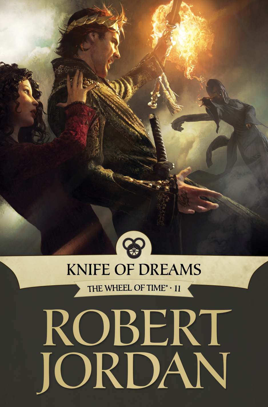 The Wheel Of Time Book 13