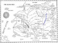 River Alguenya map
