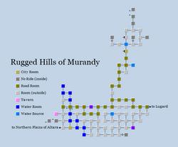 Zone 079 - Rugged Hills of Murandy