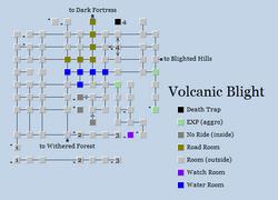 Zone 202 - Volcanic Blight