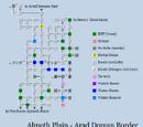 Almoth Plain - Arad Doman Border