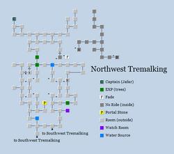 Zone 244 - Northwest Tremalking