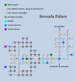 Zone 272 - Serenda Palace