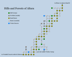 Zone 277 - Hills and Forests of Altara