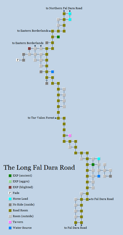 Zone 144 - The Long Fal Dara Road
