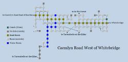 Zone 053 - Caemlyn Road West of Whitebridge