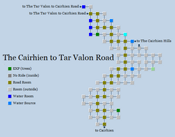 Zone 284 - The Cairhien to Tar Valon Road
