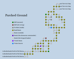 Zone 141 - Parched Ground