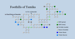 Zone 287 - Foothills of Tamika