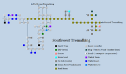 Zone 245 - Southwest Tremalking