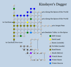 Zone 055 - Kinslayer's Dagger