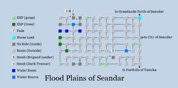 Zone 175 - Flood Plains of Seandar