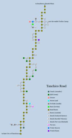 Zone 134 - Tanchico Road