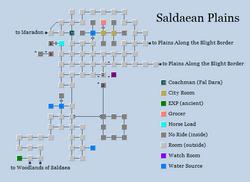 Zone 132 - Saldaean Plains