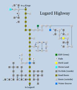 Zone 058 - Lugard Highway