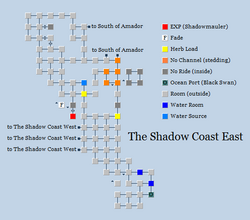 Zone 257 - The Shadow Coast East