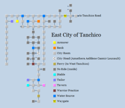 Zone 282 - East City of Tanchico
