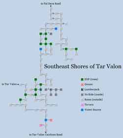 Zone 338 - Southeast Shores of Tar Valon